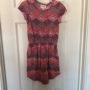 Kids Lularoe Mae Dress